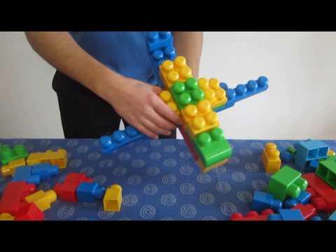 AIRPLANE - Mega Bloks - First Builders