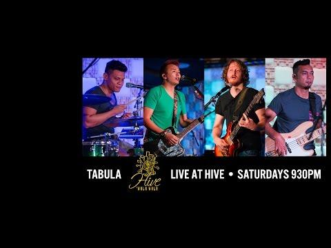 TABULA live performance at HIVE by WALA WALA