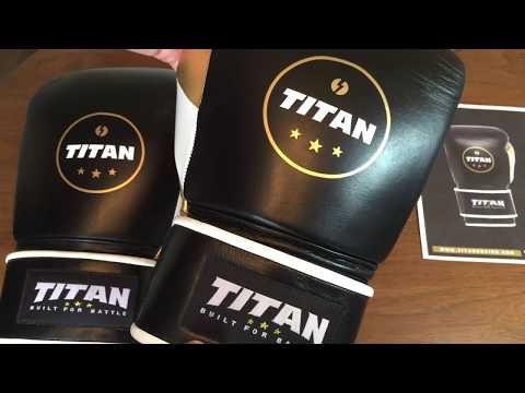 TITAN VELOCITY GLOVES REVIEW