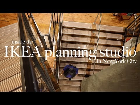 INSIDE VIEW: IKEA Planning Studio UES In New York City