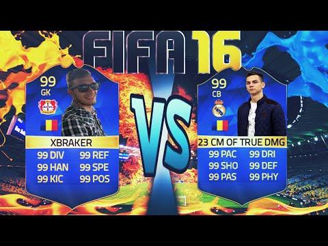 Duelul Gigantilor - FIFA 16 1 VS 1