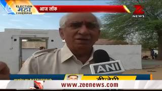 BJP trying to defeat me by resorting to caste politics: Jaswant Singh