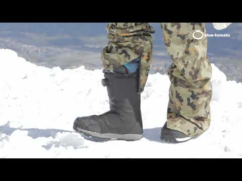 Burton Moto2020 Mens Snowboard BootsBlack
