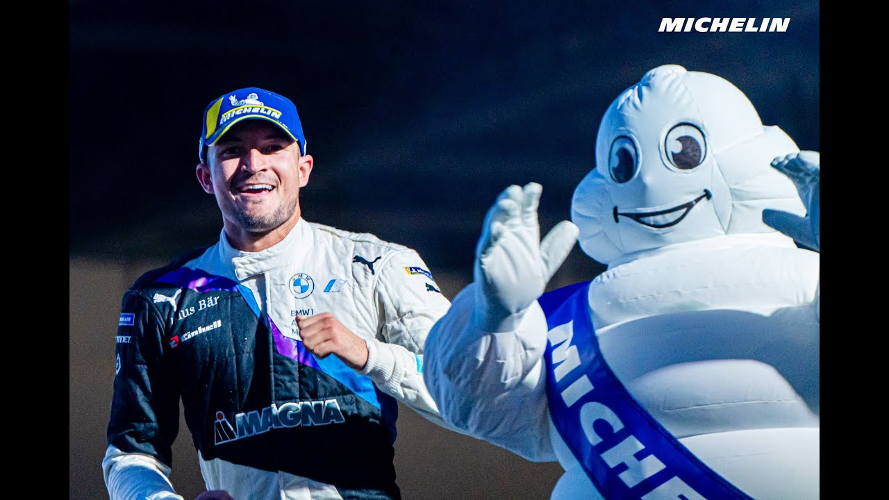 Best Moments - 2021 London E-Prix - Michelin Motorsport