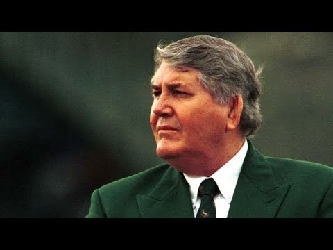 South African Rugby Goes Pro - Louis Luyt Interview 1995