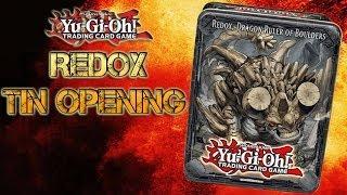 Yugioh Redox Tin Opening (Getting Trolled by Konami)