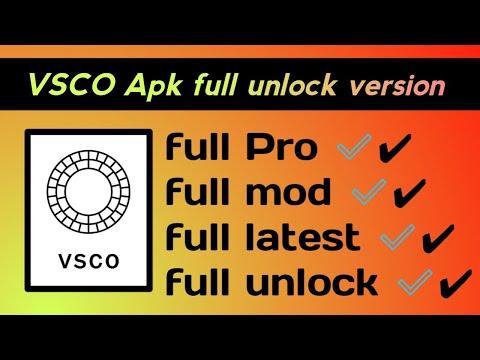 Download Latest VSCO
