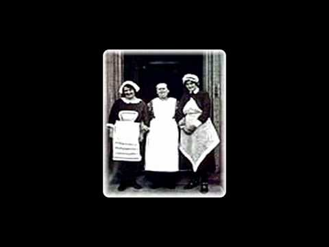 Recollections of Scotland's Past - Scullery Maid 1930s
