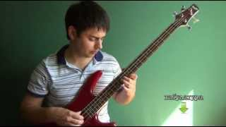 TRACES OF THE PAST by Alexander Chuyko. Видео урок 2/4, with tabs