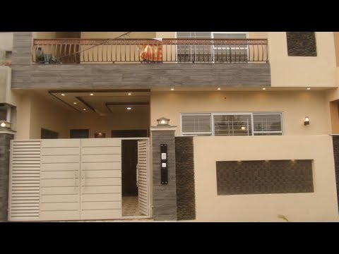 6 MARLA DOUBLE STOREY HOUSE FOR SALE IN BLOCK B BANKERS CO-OPERATIVE HOUSING SOCIETY LAHORE