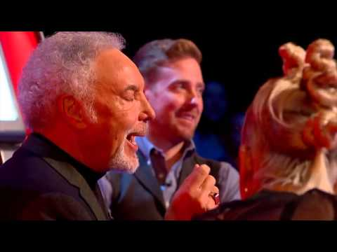 Emmanuel Nwamadi performs 'The Sweetest Taboo' - The Voice UK 2015: Blind Auditions 3 - BB