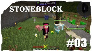 Stone Block #03 - ♥ Фермерство ♥ майнкрафт 1.12.2