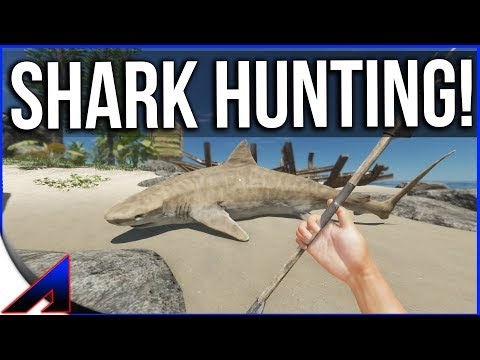 The Shark Hunter!| Stranded Deep Gameplay  Let's Play | EP 8