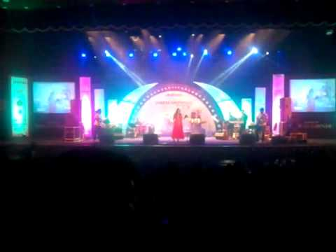 shreya ghoshal live - Vintunnava from Ye Maaya Chesave