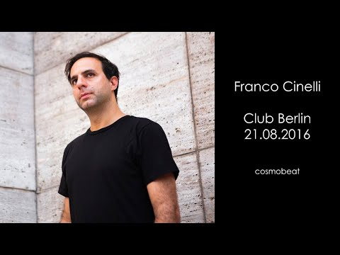 Franco Cinelli (Argentina) @ Club Berlin 21.08.2016