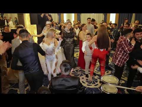 Copilul de Aur - Cine e puterea mea, sistem forta LIVE 2018 @ Nunta Ronaldo & Sabina
