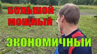 Видео Какой расход лески и бензина у колесного триммера Champion LMH5640 (автор: Andrey Victorov)