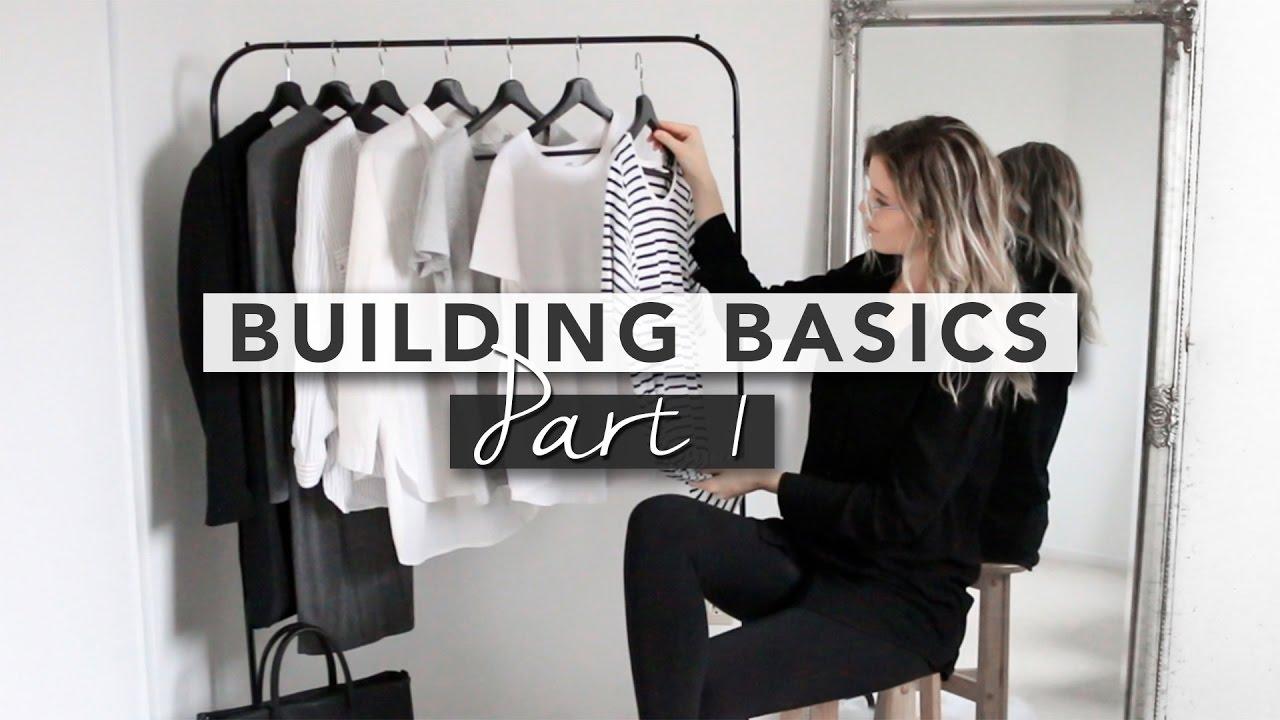 How to Create a Basic Stylish Wardrobe As a Teen Girl