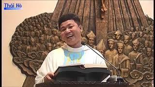 BÀI GIẢNG MỪNG LỄ ĐỨC MẸ LÊN TRỜI - Ngày 15.08.2017 - Lm: Gioan Nguyễn Ngọc Nam Phong. CSsR