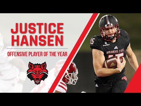 Football: 2017 Offensive Player of the Year