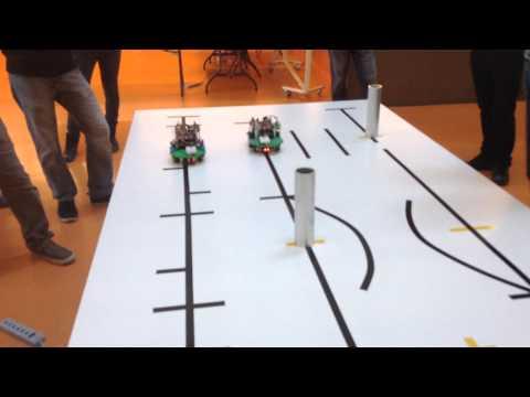 Projet Robot, génie informatique /logiciel Polytechnique Montréal, Hiver 2014