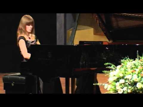 Chopin - 3 Mazurkas, op. 50 - Anna Fedorova