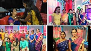 Jaya Tv ல் என் YouTube  Friends உடன் ஆட்டம் பாட்டம் கொண்டாட்டம்/100 வது நாள் அடுப்பங்கரை கொண்டாட்ட