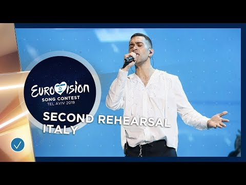 Italy 🇮🇹 - Mahmood - Soldi - Exclusive Rehearsal Clip - Eurovision 2019