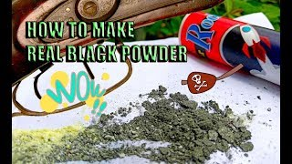 Download Lagu Tutorial Pembuatan Petasan | kclo3 How To Make Black Powder Firecracker Mesiu mp3