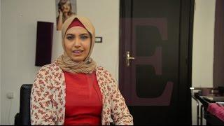 'خاص' بالفيديو.. أحدث لفات طرح سنة أولى جامعة مع نداء محسن