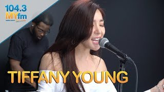 Tiffany Young Performs 'Dance The Night Away' & 'Over My Skin'