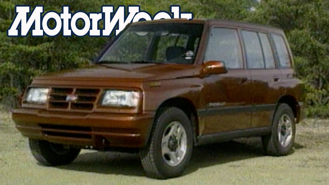 1996 Geo Tracker Lsi Retro Review Youtube