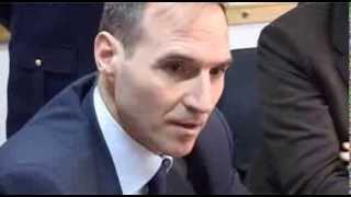 Napoli - Fausto Lamparelli nuovo capo della Squadra Mobile -1- (29.01.14)