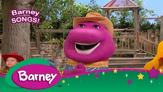 Barney|Nursery RHYMES|Skip To My Lou!