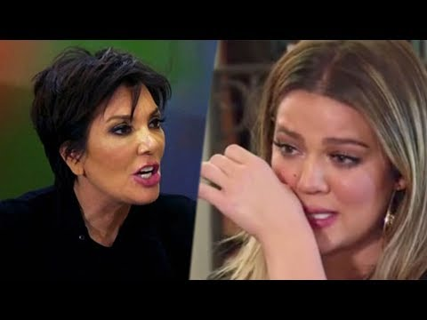 Kris Jenner PISSED Khloe Kardashian Wants To Quit KUWTK!