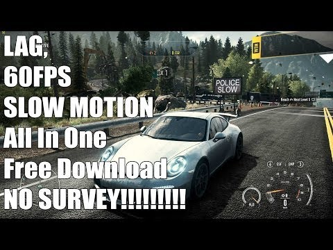 Need For Rivals Pc Slow Motion Fix Free Download