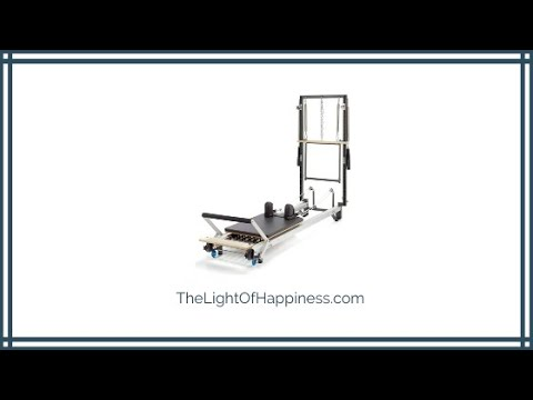 STOTT PILATES MERRITHEW SPX Max Plus Reformer Review