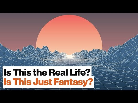 Are We Living in a Massive Computer Program? Or a Simulation?   Joscha Bach