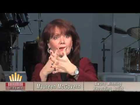 Maureen McGovern - Interview Cafe (part 1)
