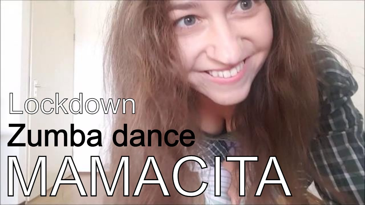 Stay Home   Zumba Dance   MAMACITA feat. Ozuna & J Rey Soul   ZIN Volume 87