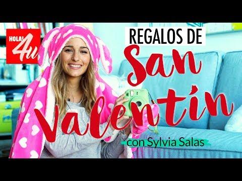 20 ideas de regalos originales para San Valentín | Con Sylvia Salas