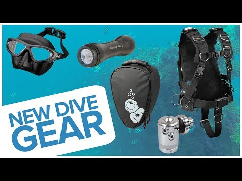 New Dive Gear - July 2019