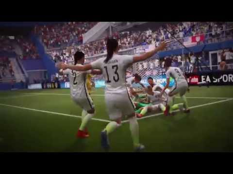 FIFA 16 Gameplay Trailer At E3 2015 - PS4, Xbox One, PC
