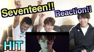 【Seventeen ~HIT~ 】일본 남자들이 한국어로 하는 K팝 리액션!!