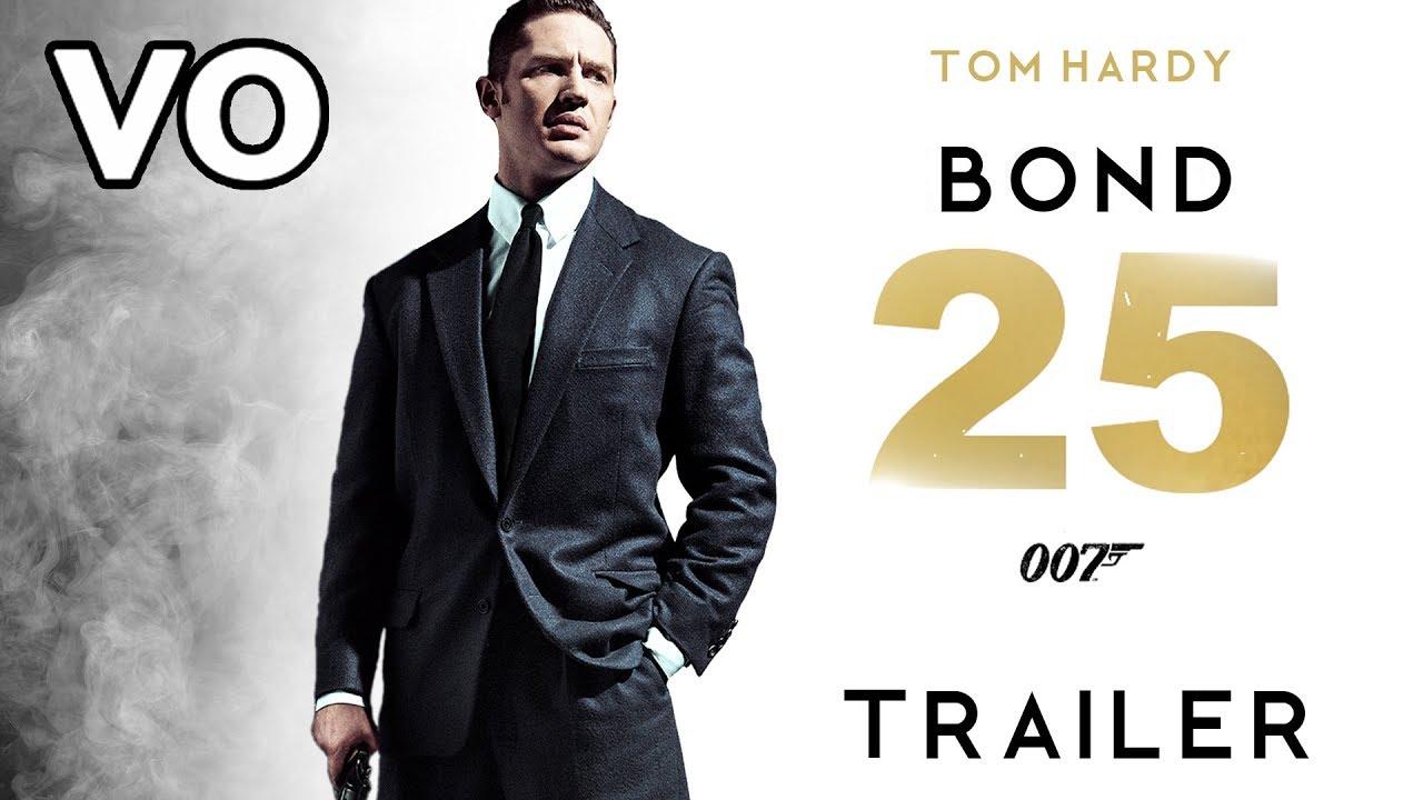Bond 25 Trailer 2019 Vo Tom Hardy Christopher Nolan Fan Made