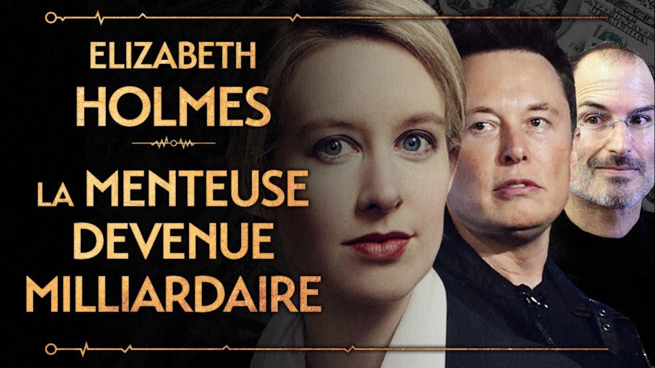 Download ELIZABETH HOLMES - LA MENTEUSE DEVENUE MILLIARDAIRE - PVR#59