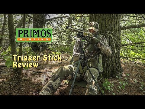 Primos Trigger Stick Review - Short Tripod (Gen 2)