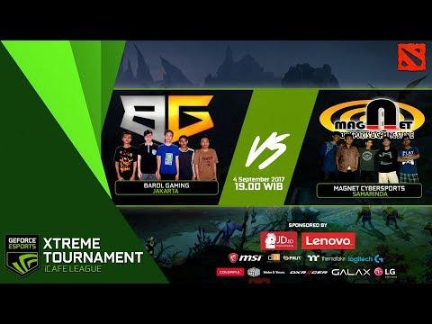 GEXT Dota2 Series: Hans Pro Gaming 2 (Palembang) vs Phoenix Esports (Jakarta) - Day1