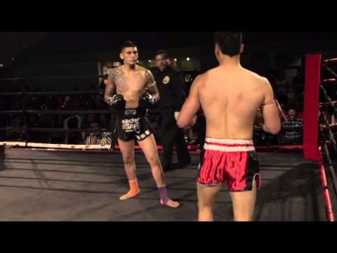 Anthony Acosta vs Lino Enriquez - Arise FC