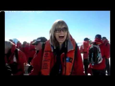 Sue Lawler's Antarctica Trip